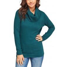 Пуловер  нефрит