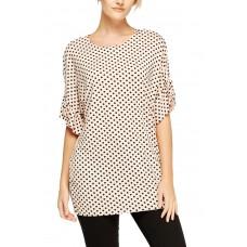 Блуза на точки Flere