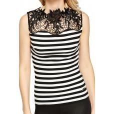 Блуза Floral Black JDP