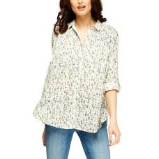 Риза памучна Multi